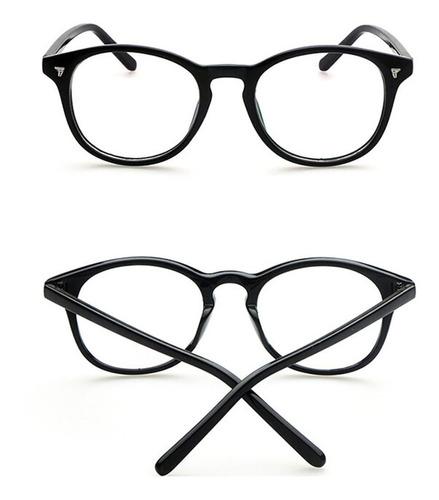armação de óculos design retrô feminina e masculino acetato
