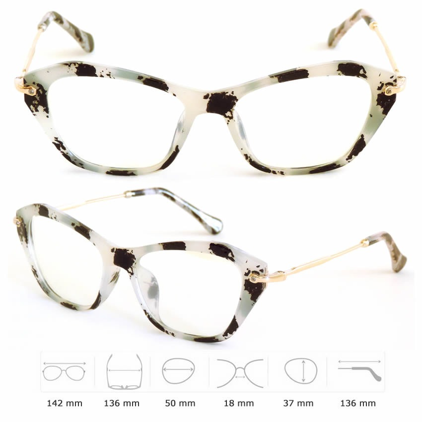 f94a60c6f95f1 armação de oculos feminina acetato com metal vintage retrô. Carregando zoom.