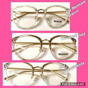 865b2ff93 Kit Oculos Tumblr - Óculos com o Melhores Preços no Mercado Livre Brasil