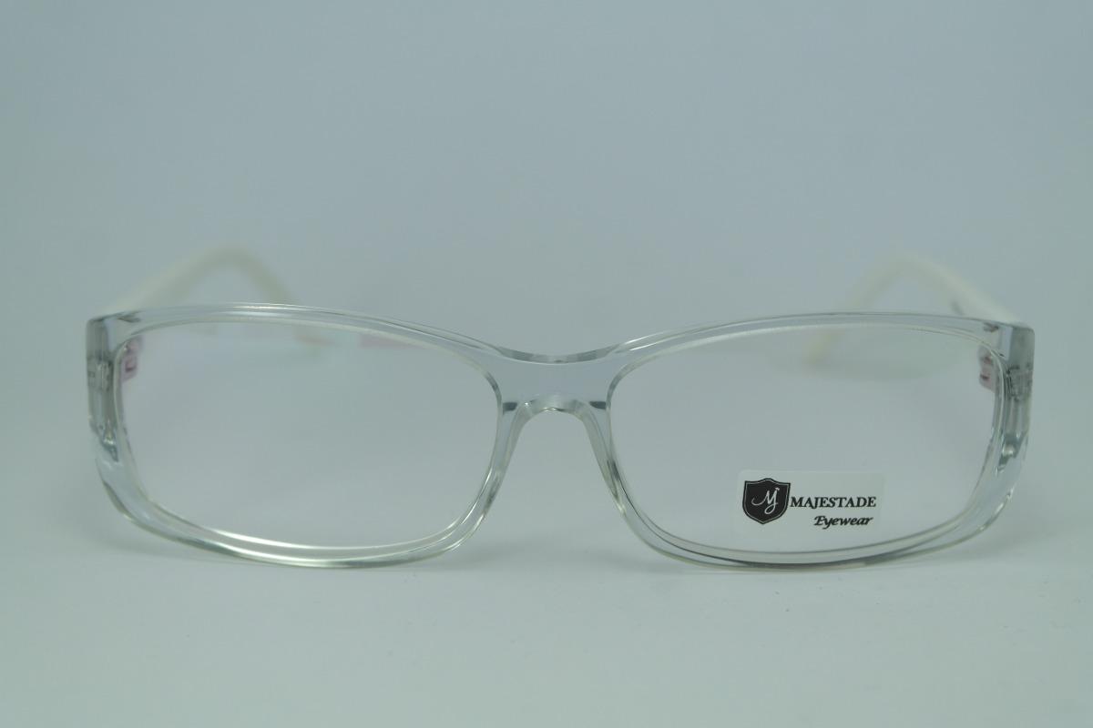 armação de óculos feminino transparente acetato hr 12044 mj. Carregando  zoom. 9a78754f28