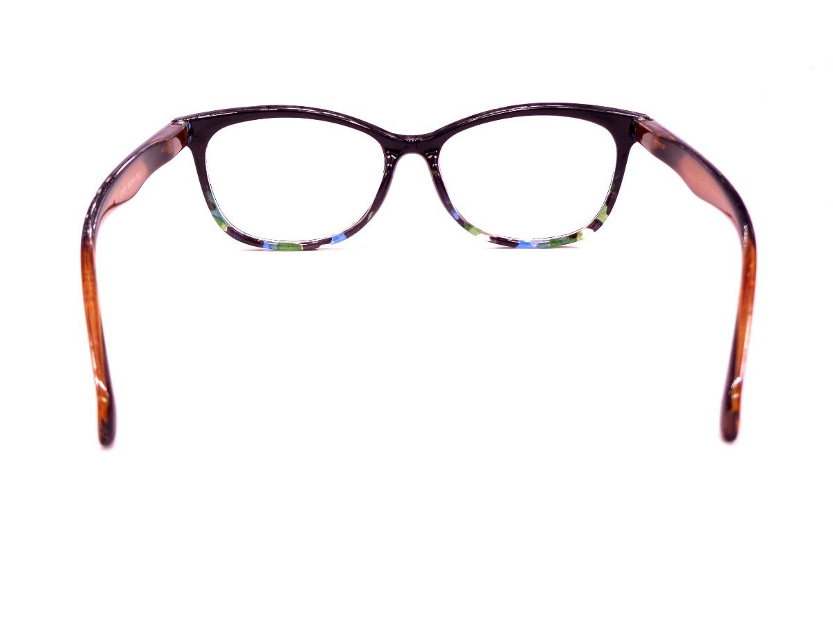 armação de óculos gatinha feminina com lentes sem grau 51121. Carregando  zoom. 82353f1155