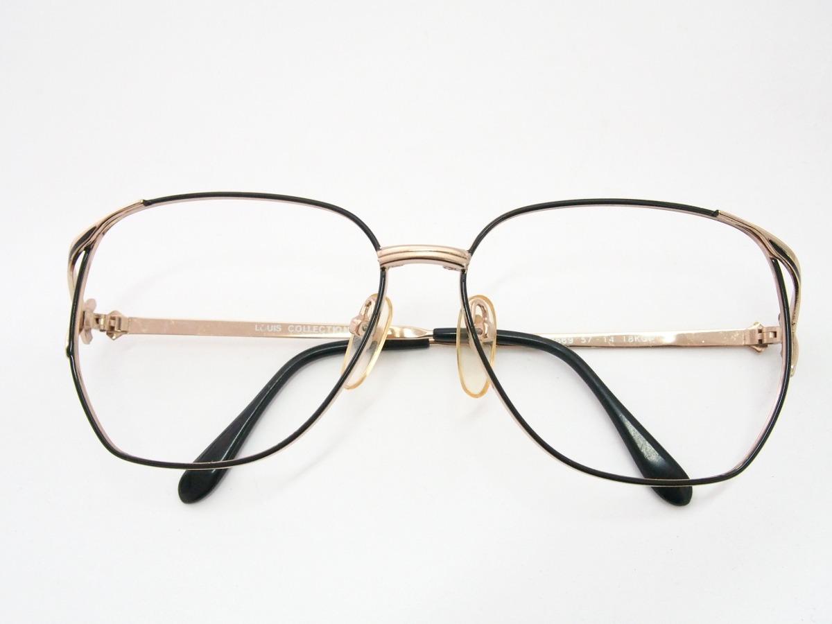 782cde96f armação de óculos grande feminina vintage retrô - preto 3669. Carregando  zoom.
