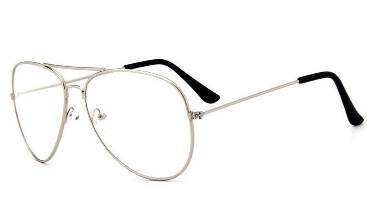 Armação De Óculos Grau Feminino Mulher Modelo Metal Promoção - R  45 ... a78ddb5080