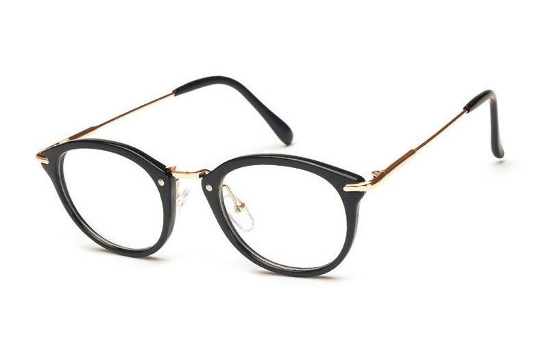 d146ac1be Armação De Óculos Grau Mulher Feminino Pronto Entrega A53 - R$ 85,00 ...