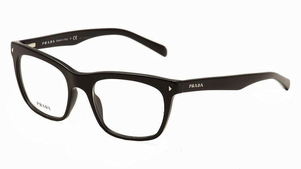 93ec812a70b5f armação de óculos grau vpr 01 prada journal luxo 54 19 140. Carregando zoom.