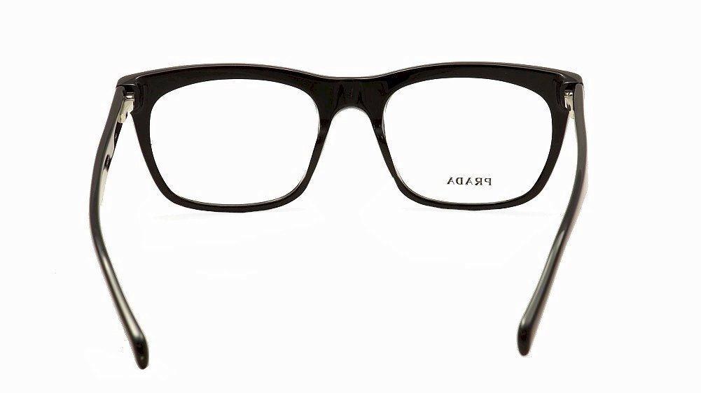 b12c619a4 armação de óculos grau vpr 01 prada journal luxo 54 19 140. Carregando zoom.