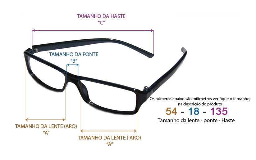 armação de óculos hang ten original - 717 - preço de fábrica. Carregando  zoom. 37d530ea20