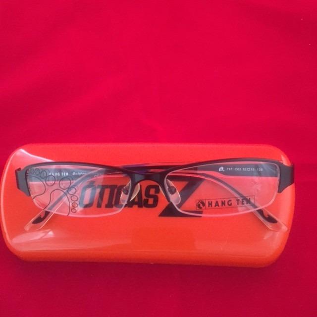 Armação De Óculos Hang Ten Original - 717 - Preço De Fábrica - R  129,90 em  Mercado Livre 57740f09ca