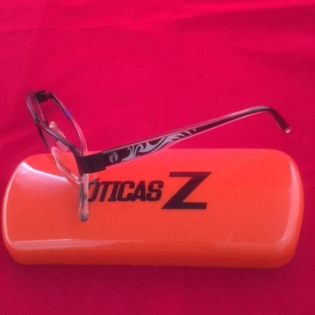 Armação De Óculos Hang Ten Original - 717 - Preço De Fábrica - R ... fdbe5a6b2f