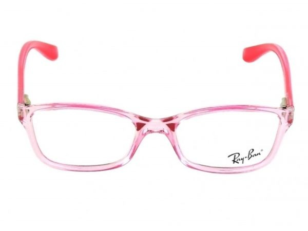 01cc4334f Armação De Óculos Infantil Ray-ban Rb 1539l 3611 47-16 125 - R$ 239,00 em  Mercado Livre