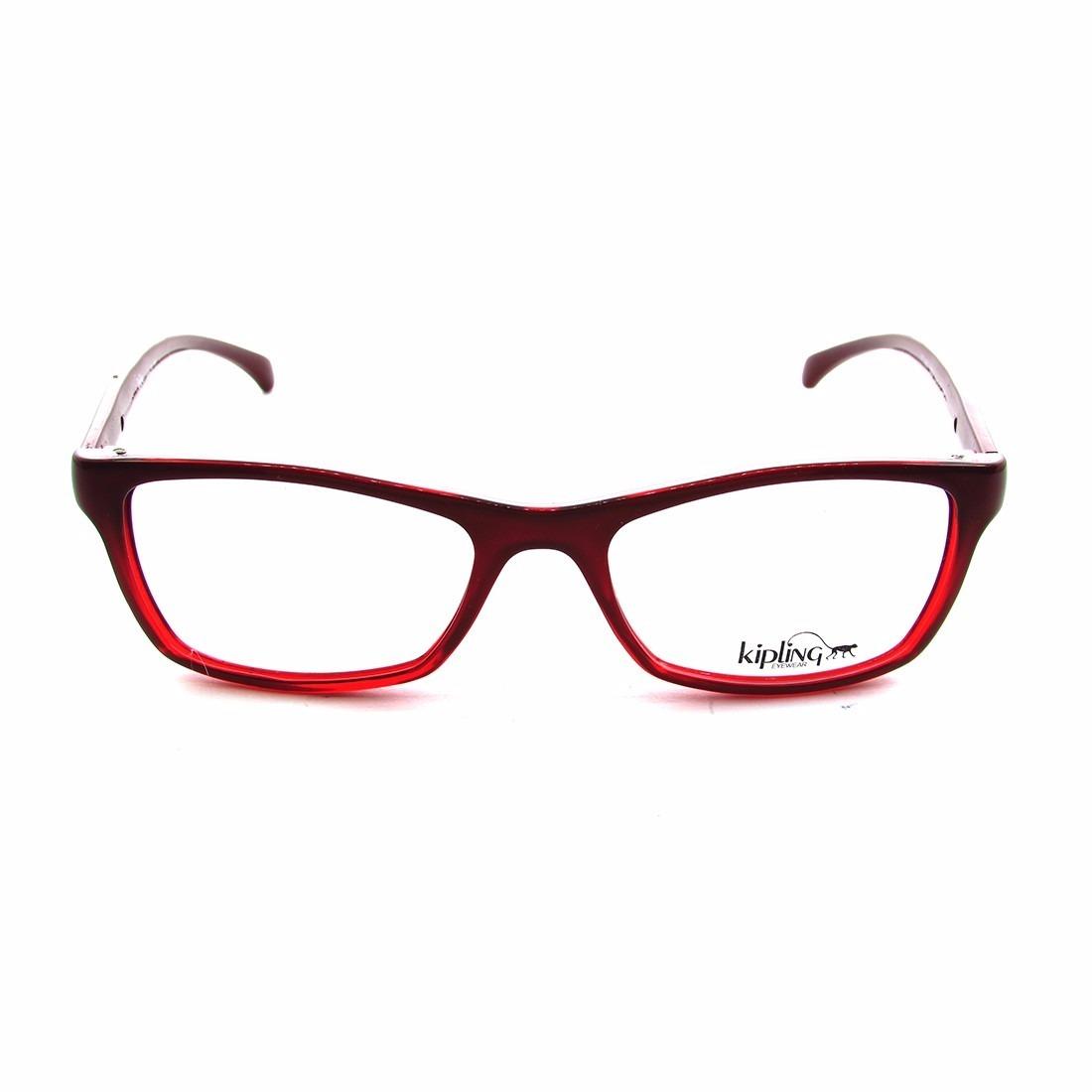 Armação De Óculos Kipling Kp3059 E903 51 - R  342,00 em Mercado Livre fe912e665a