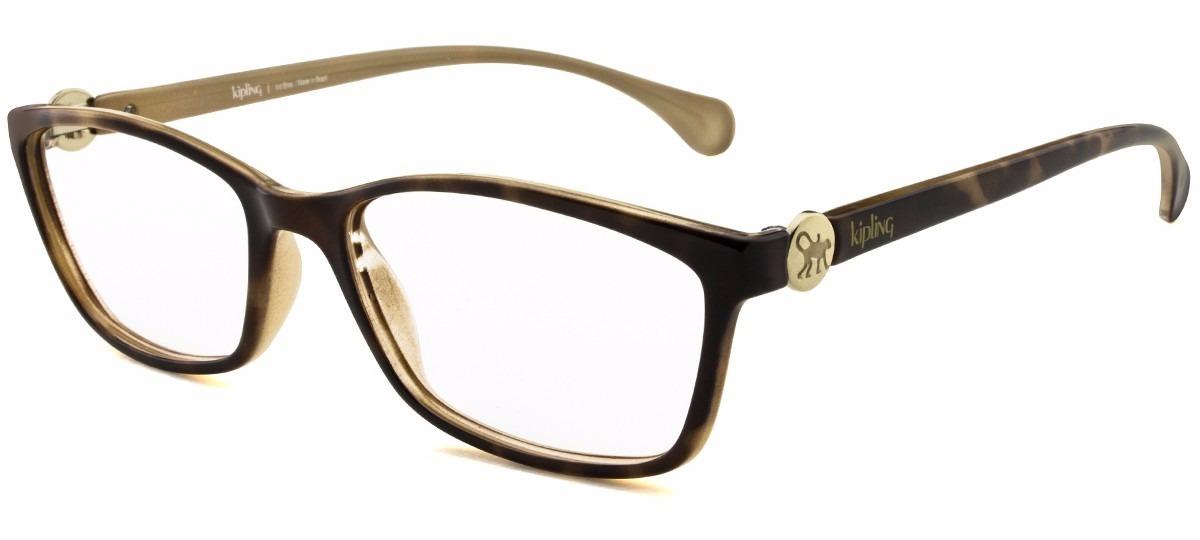 Armação De Óculos Kipling Kp3060 F264 51 - R  342,00 em Mercado Livre 0498cd23fe