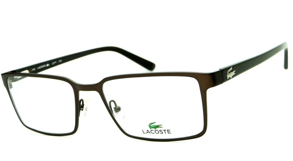 f4a0346626dd4 Armação De Óculos Lacoste L2171 210 55-18 140 - R  559,00 em Mercado ...
