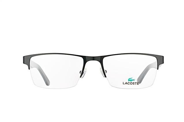 ea6cfb870ab6b Armação De Óculos Lacoste L2237 002 55-19 145 - R  549,00 em Mercado ...