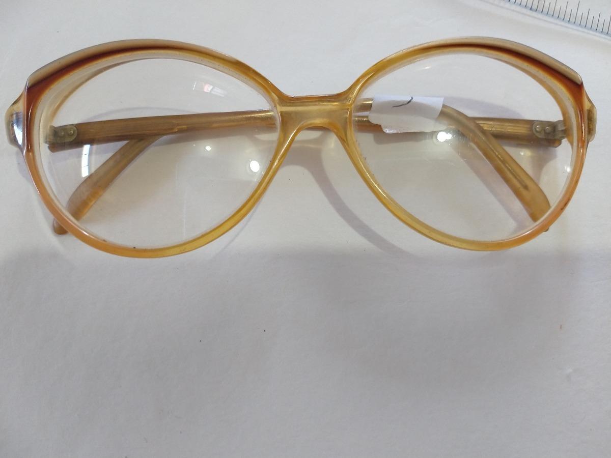 Armação De Óculos Lentes Com Grau - Vintage Cod. 03 - R  45,00 em ... c62ecde983