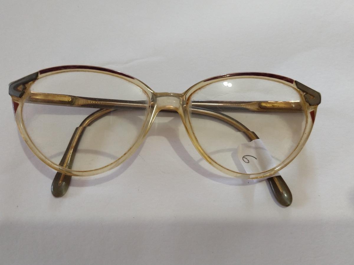Armação De Óculos Lentes Com Grau - Vintage Cod. 06 - R  38,00 em ... 5e3b614099