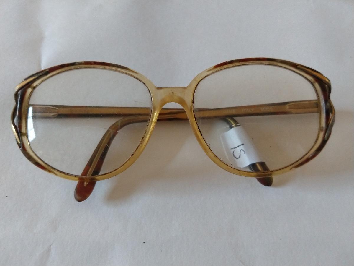 armação de óculos lentes com grau - vintage italy - cod. 15. Carregando  zoom. 380e60a52f