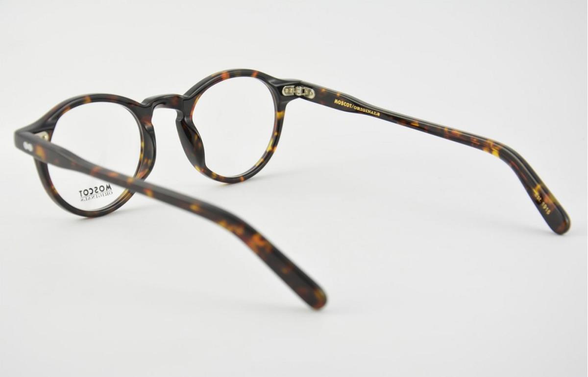 Armação De Óculos Moscot Miltzen Cor Tortoise - R  500,00 em Mercado ... 4af358bc98