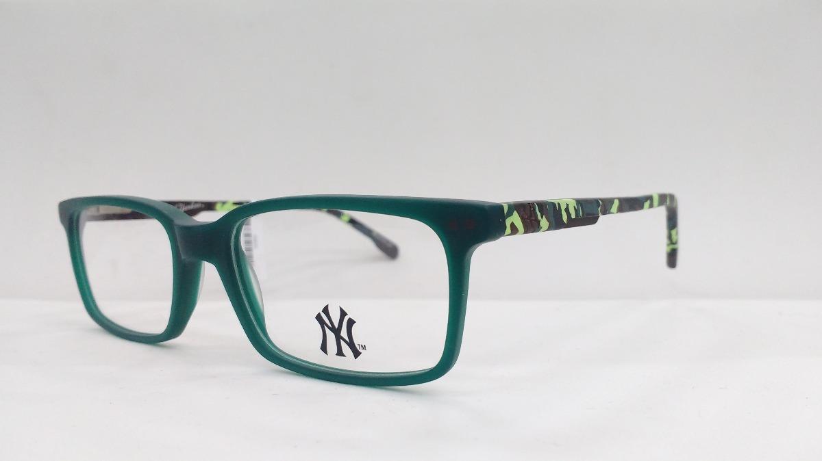 e92e5b8286525 armação de óculos new york yankees nyii059 c19 52. Carregando zoom.