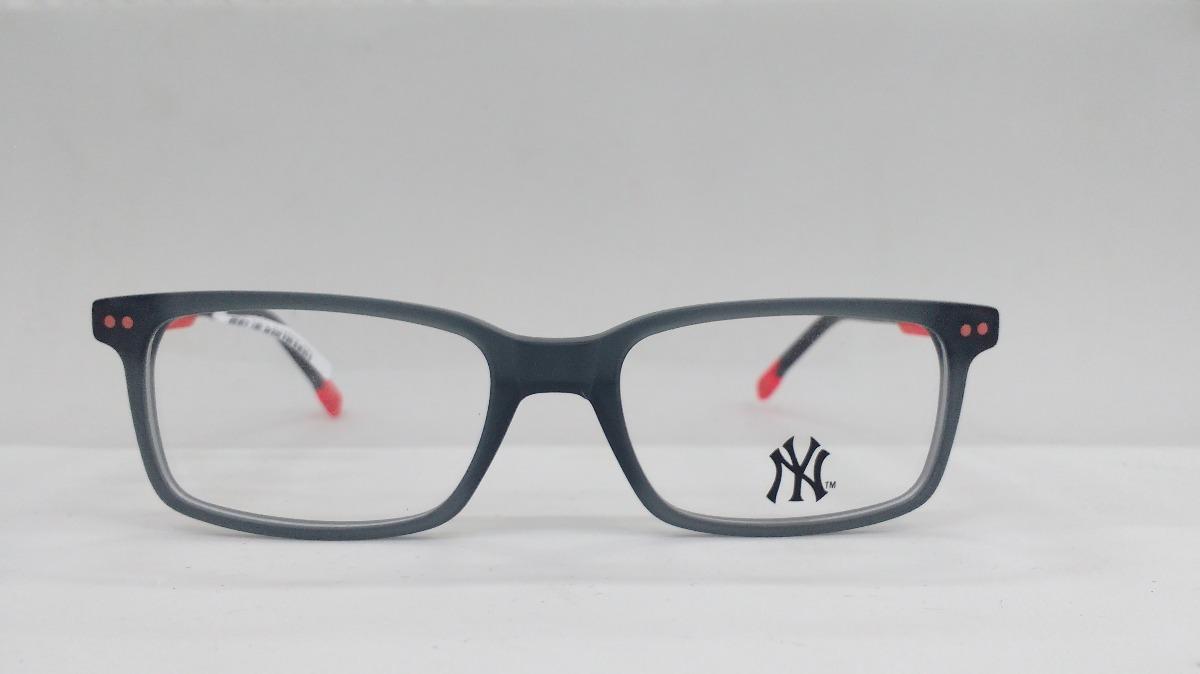 897bbd2fa91fb armação de óculos new york yankees nyii059 c93 52. Carregando zoom.