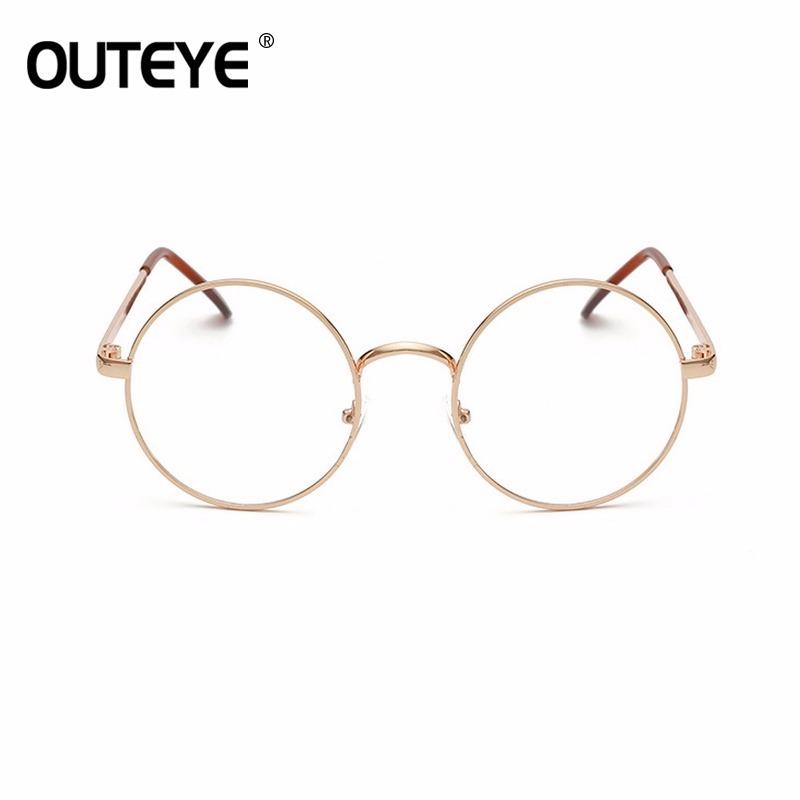 armação de óculos p  grau retro redondo feminino importado. Carregando zoom. 92d2beb7f3