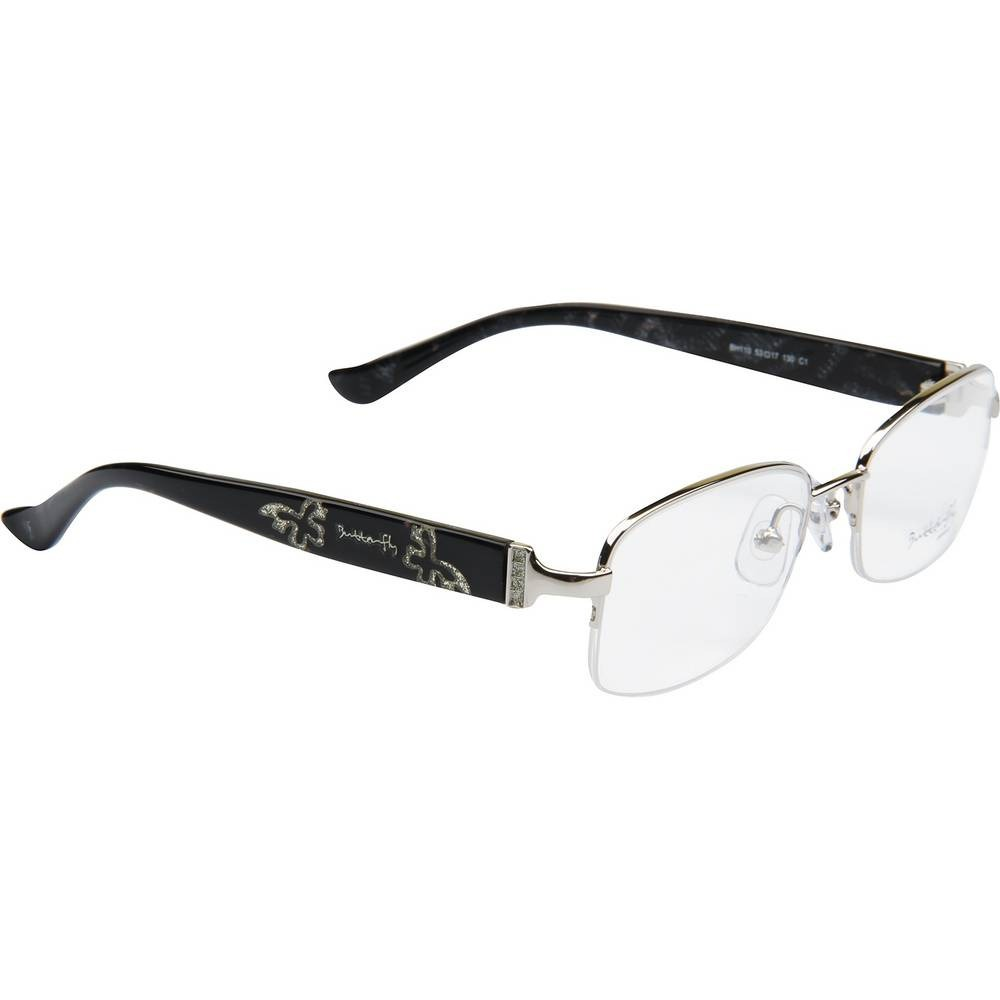 b65740e03 armação de óculos para grau butterfly glitter fio de nylon. Carregando zoom.