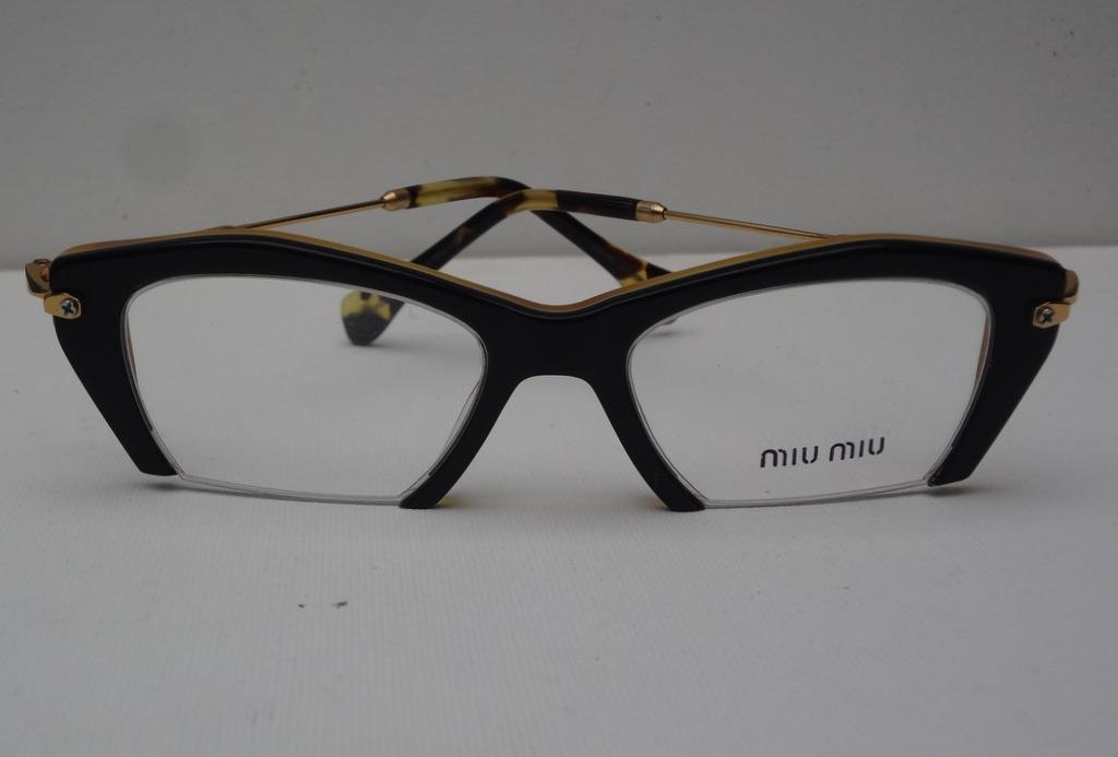 b471a507169a0 armação de oculos para lentes de grau miumiu vmu030. Carregando zoom.