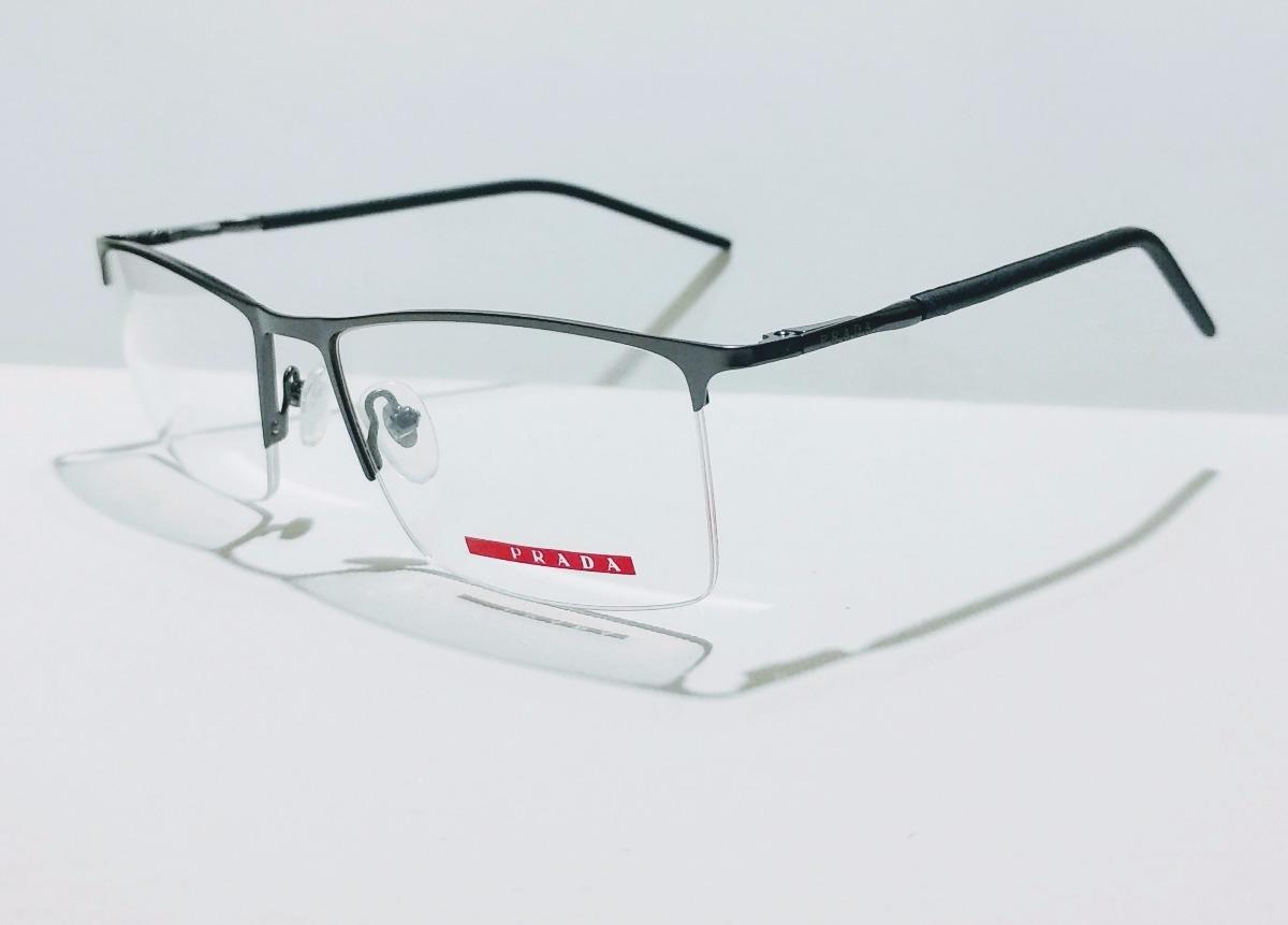 d45d7c08a5faf armação de óculos prada pr52rv -valor justo. Carregando zoom.