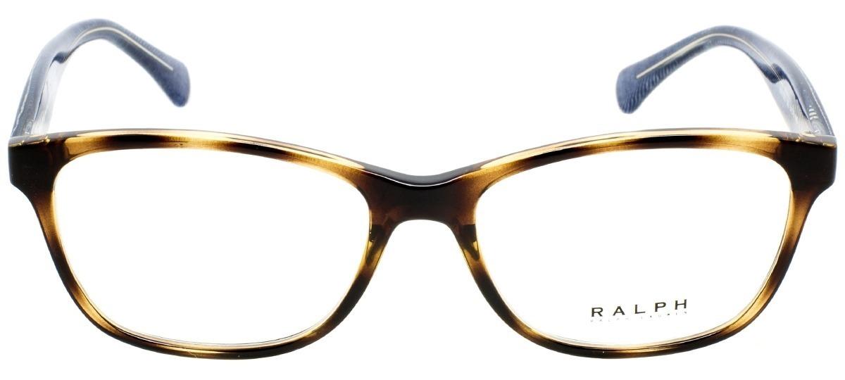 1d87313f1f0b Armação De Óculos Ralph Lauren Ra 7083 502 - R$ 309,00 em Mercado Livre