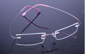 a38b437d1 Oculos De Grau Aro Fino Feminino Rosa - Óculos no Mercado Livre Brasil