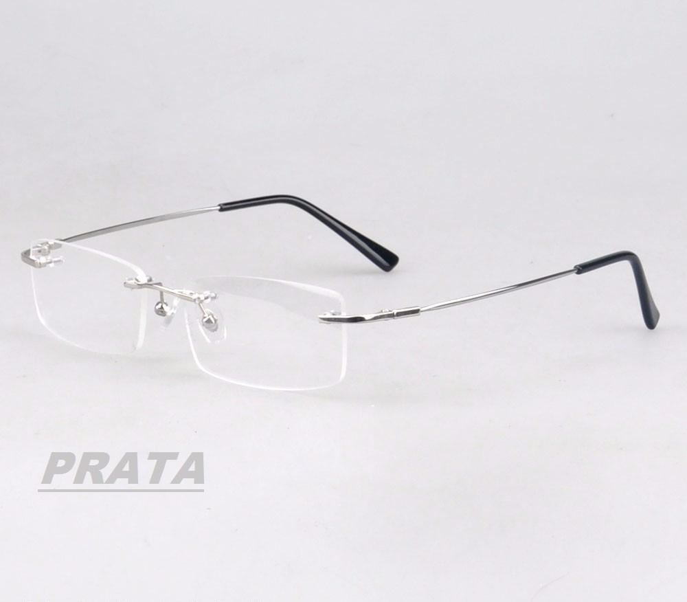 9686a3136 Armação Em Titânio Memory P/ Óculos De Grau Haste Flexível - R$ 50 ...