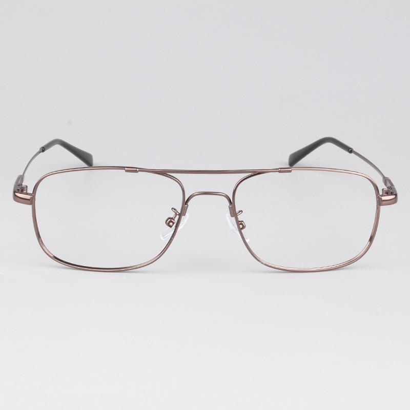 b01ac1cd71b00 armação em titânio memory p  óculos de grau modelo aviador. Carregando zoom.
