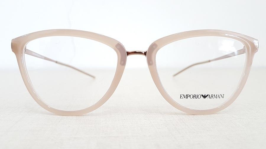 f247922a72574 armação feminina oculos grau emporio armani ea3137 5695 53. Carregando zoom.