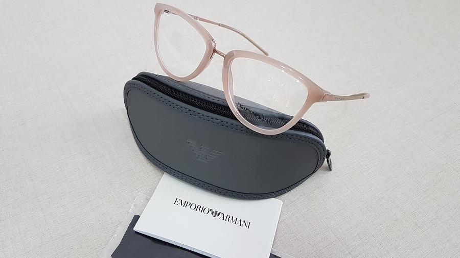 d7beea6e4 armação feminina oculos grau emporio armani ea3137 5695 53. Carregando zoom.