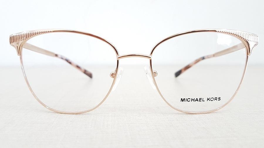 armação feminina óculos grau michael kors mk3018 1194 54. Carregando zoom. 46b0f5c0e5