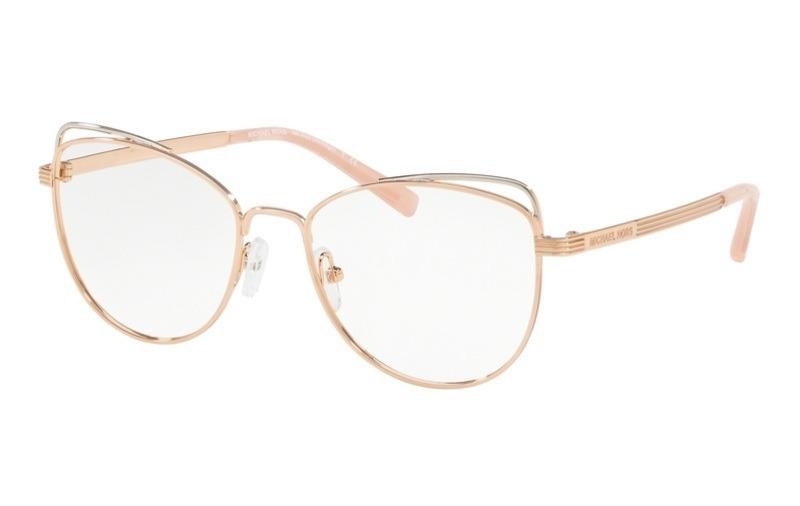 43e9b49f900c4 armação feminina óculos grau michael kors mk3025 1108 53. Carregando zoom.