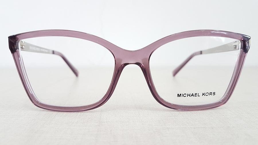 60b2fb3ba3369 armação feminina óculos grau michael kors mk4058 3502 54. Carregando zoom.