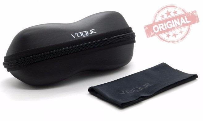 7af5fc16aa3a6 Armação Feminina Para Óculos De Grau Vogue Original - Vo5043 - R ...