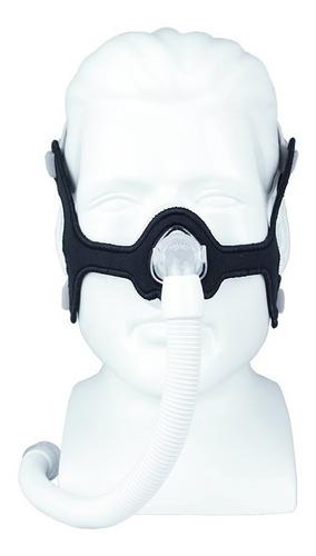 armação frontal em neoprene p/ máscara cpap nasal wisp