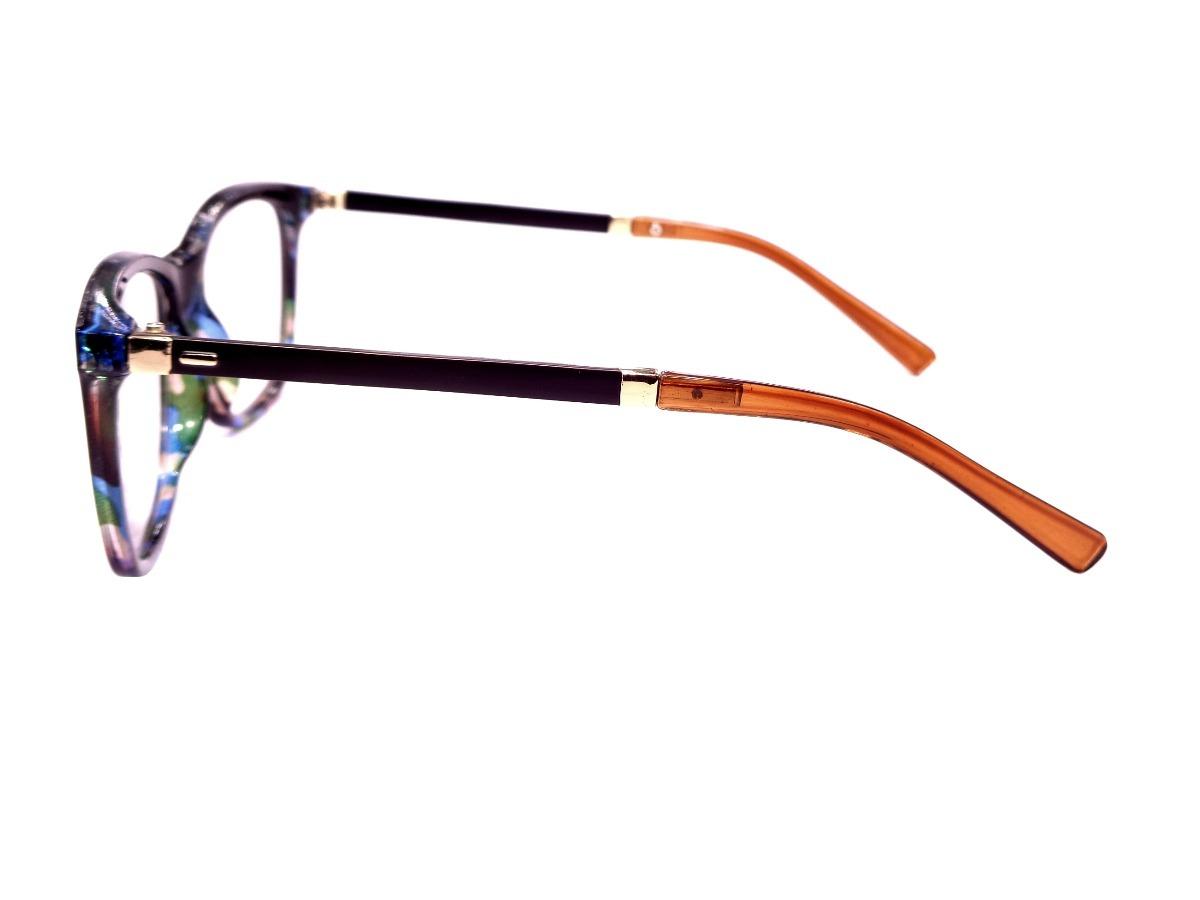 8843a9301 armação gatinha feminina pt / az óculos lentes sem grau y004. Carregando  zoom.