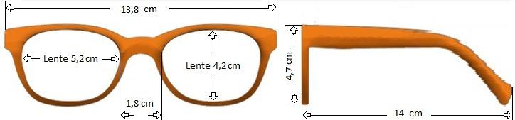 Armação Gatinha Feminina Pt   Az Óculos Lentes Sem Grau Y004 - R  35 ... 9d516942e3
