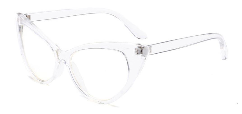 c092d0f318afe armação gatinho para óculos de grau - transparente ou preto. Carregando  zoom.