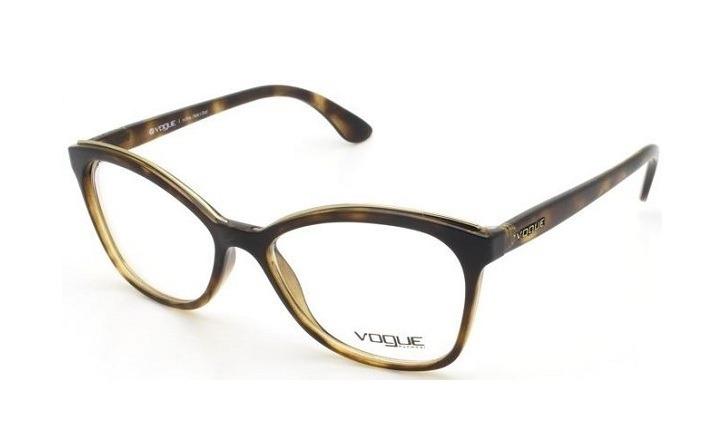 Armação Grau Feminino Vogue Vo 5160l W656 Tartaruga Original - R ... 649521002f