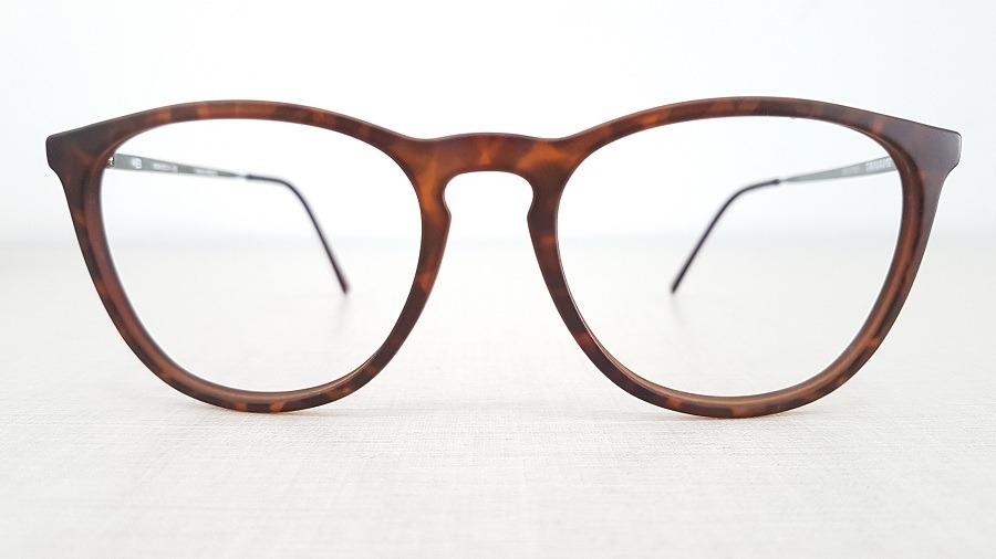e6a64a865 armação hb 90119 para óculos grau tartaruga unissex grande. Carregando zoom.
