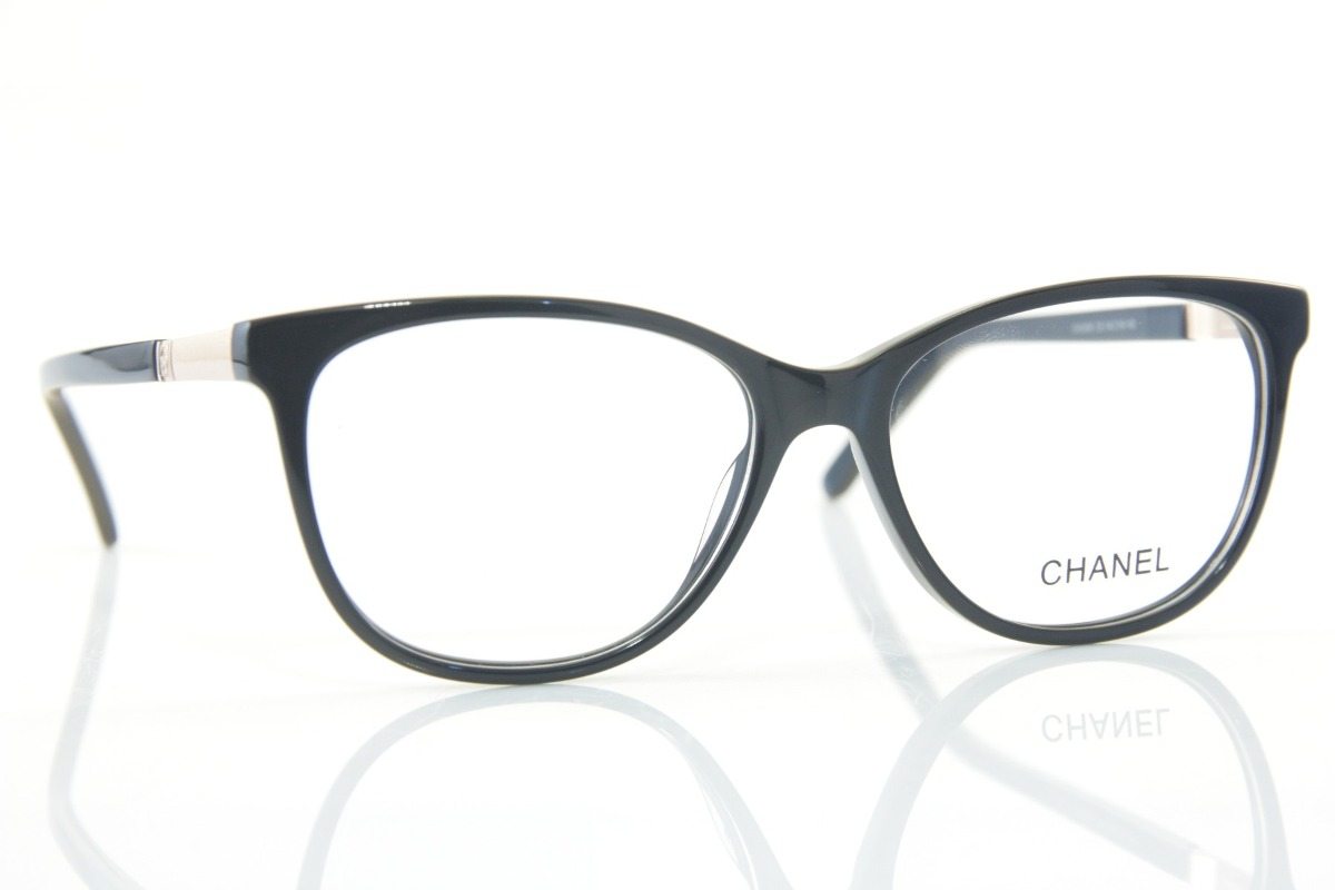 d3d955bce16b4 armação importada p  óculos de grau feminino chanel 3365. Carregando zoom.