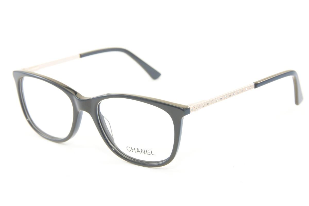 5d2194740e40e Armação Importada P  Óculos De Grau Feminino Chanel 3582 - R  99