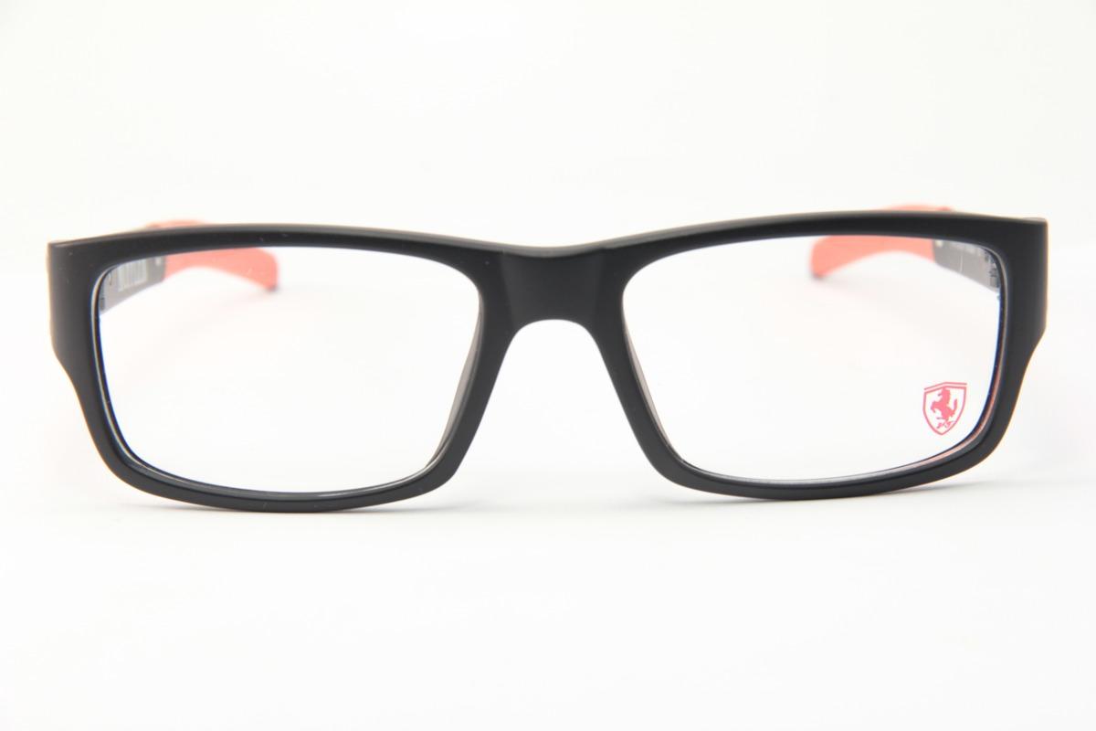 599b223b2a1e7 Armação Importada P  Óculos De Grau Masculino Muffler - R  99,00 em ...