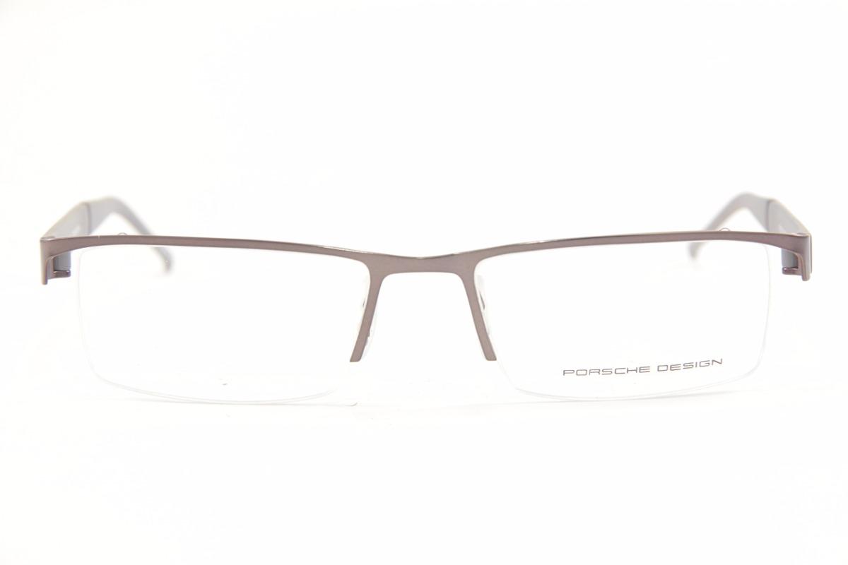 armação importada p  óculos de grau masculino porsche 8810. Carregando zoom. 6372884236