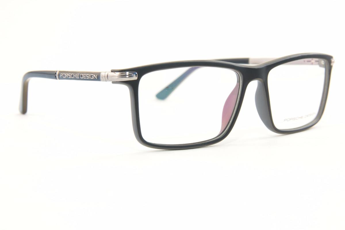 Armação Importada P  Óculos De Grau Porsche 8219 - R  76,00 em ... 9ed642b05b
