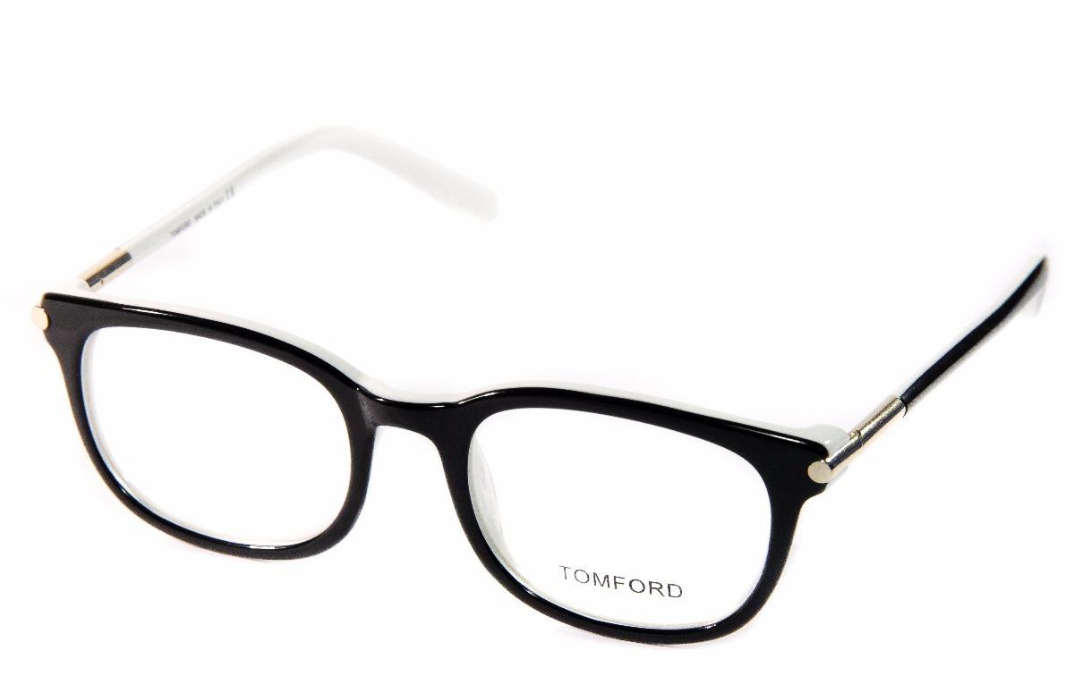 aeb36ab07 Armação Importada P/ Óculos De Grau Tom Ford 5236 - R$ 139,00 em ...
